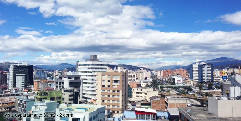 Vista Quito