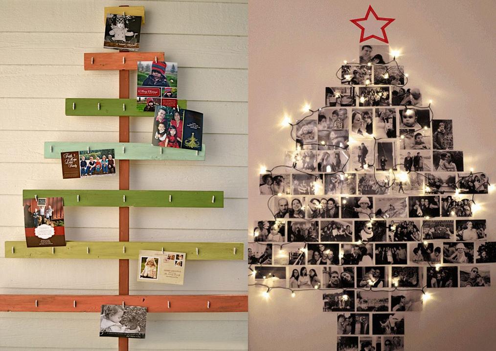 Ideas originales para decorar tu casa en navidad urbicasa for Ideas originales para decorar