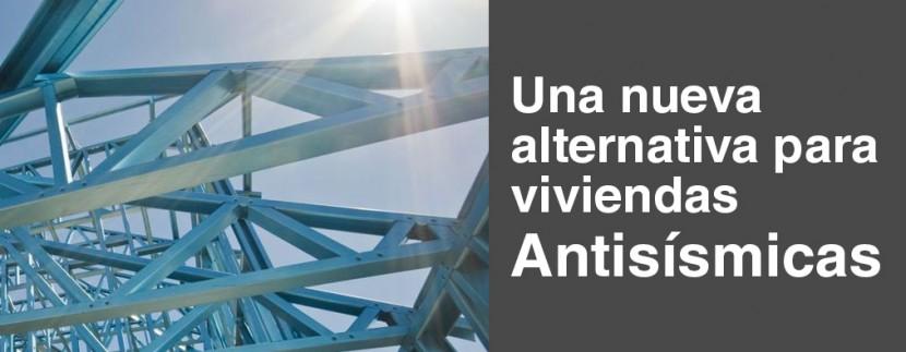 Viviendas antisísmicas