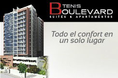 Tenis Boulevard